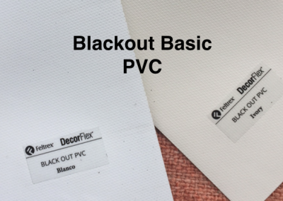 BLACKOUT BASIC PVC