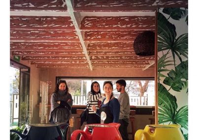 Papel Mural Café Bali