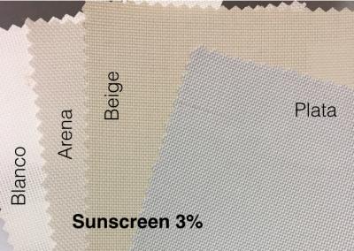 SUNSCREEN 3%