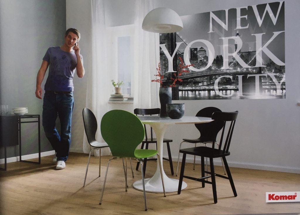 Fotomural NYC