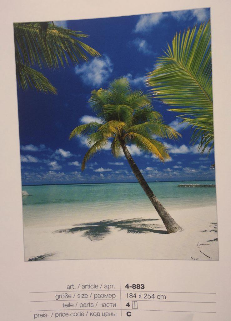 Fotomural Komar Playa