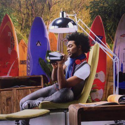 Fotomural Tablas de Surf