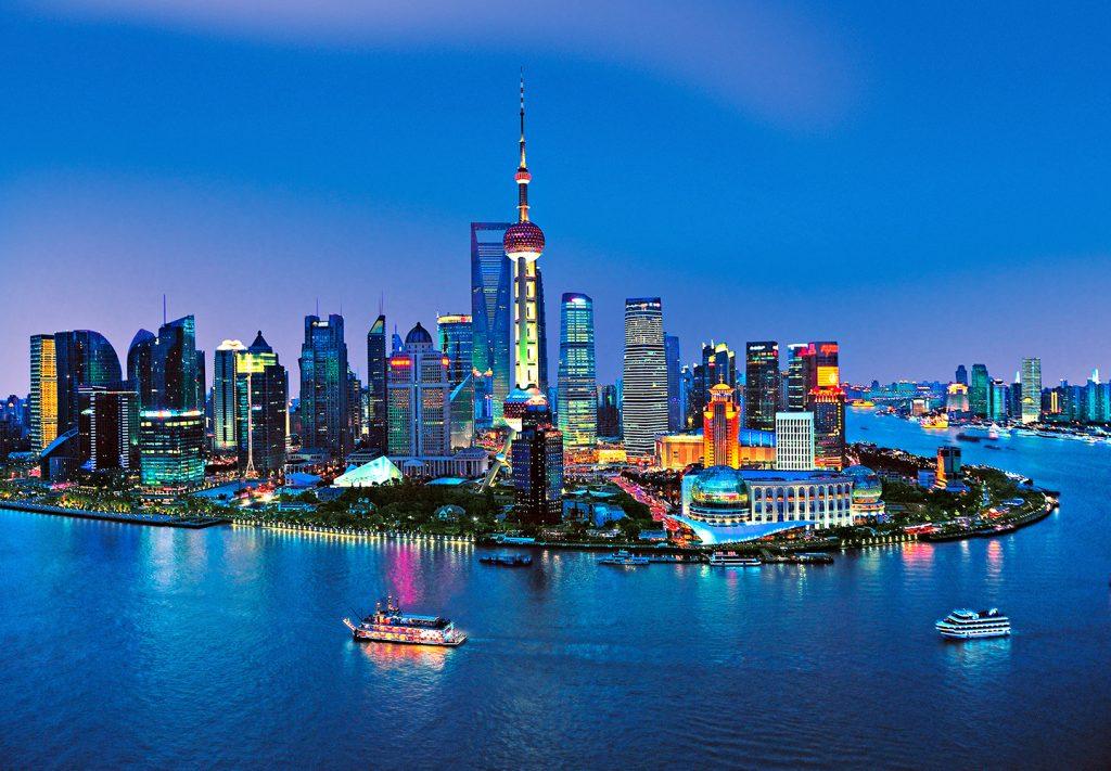 00135_Shanghai_Skyline